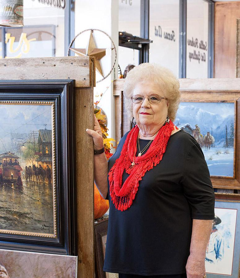 Sallie Fisher's Art Gallery